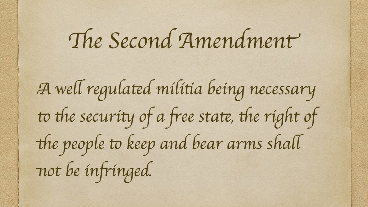 setting it straight: the second amendment - michael lee wells